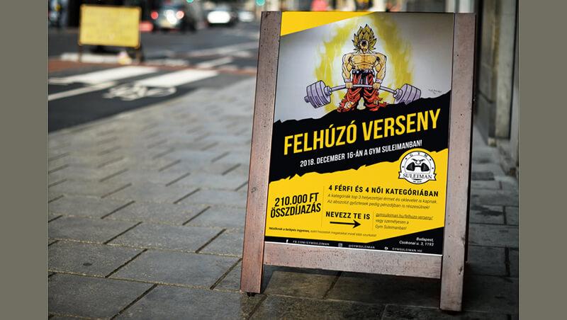 Gym-Suleiman-plakát